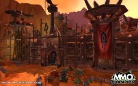 【魔獸世界】奧格瑪大改造!新截圖放出!