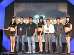 【星海爭霸2】【新聞稿】《星海爭霸II:自由之翼》預購暨玩家見面會熱鬧豋場