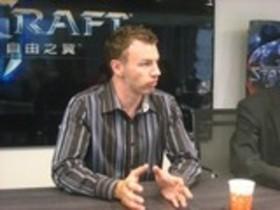 【星海爭霸2】Allen Dilling首席3D設計師專訪