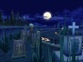 【跑跑卡丁車】全新賽道「墓園骷髏祭壇」極速開放