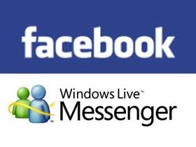 老MSN再戰Facebook