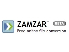 Zamzar:影音、圖片、文件直接線上轉檔