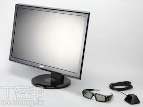 從連接到觀賞:Asus VG236H 3D螢幕