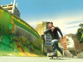 【電視遊樂器】【遊戲介紹】夏恩懷特滑板
