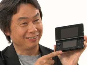 【掌機與手機遊戲】任天堂 3DS 2011年上市