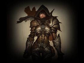 【暗黑破壞神III】2010 BlizzCon公佈新職業:惡魔獵人!