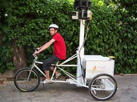 熱烈歡迎Google街景三輪車到台灣