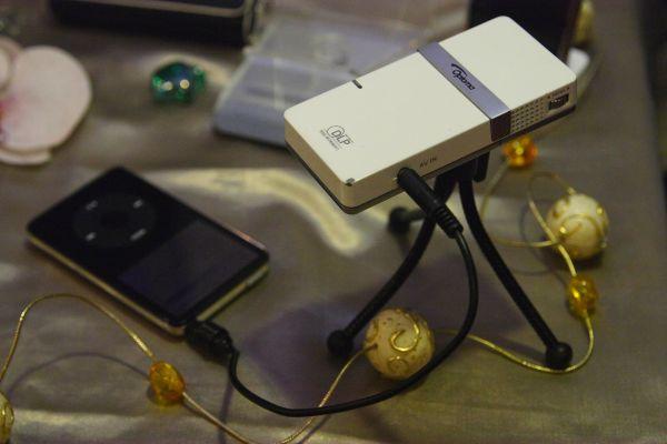 Optoma DLP微型投影機正式上市