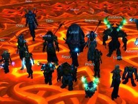 【魔獸世界】歐服公會Premonition首殺奈法利安:25人模式!