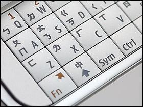 NOKIA C6 QWERTY+觸控螢幕