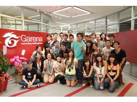 Garena 台灣競舞娛樂總經理「劉佳衢」專訪,暢談Garena精神