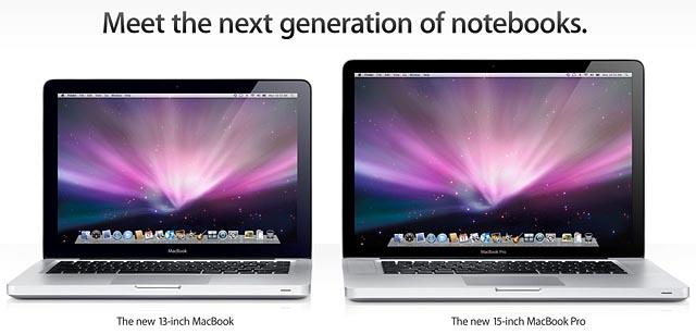 Apple新款Notebook發表會