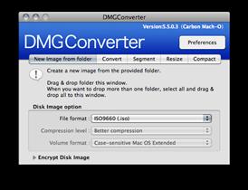 DMGConvert:把 Mac 映像檔帶進 Windows 玩