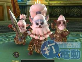 【阿洛斯 Online】小猿人