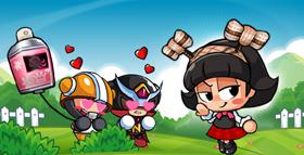 【跑跑卡丁車】迎接2011年最美的情人節《跑跑卡丁車》陪您浪漫甜蜜蜜!