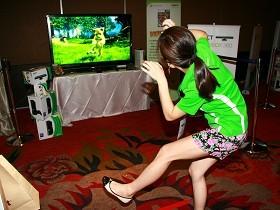 小編不怕苦!微軟Kinect全身體感實際體驗