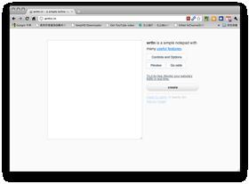 免部落格,隨打隨發的 Wrttn.in 貼文工具