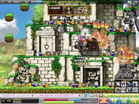 【楓之谷】迷你地城:倒塌的石巨人聖地