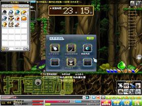【楓之谷】組隊任務LV20:超級綠水靈