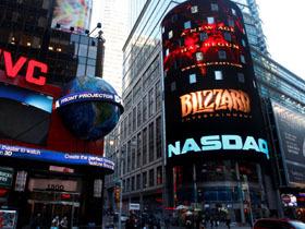 【遊戲產業情報】Blizzard Entertainment進行收盤敲鐘儀式慶祝成立20週年