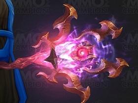 【魔獸世界】4.?:目前已知的橘杖