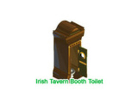 【Restaurant City】Irish Tavern Toilet抽獎串