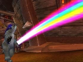 【魔獸世界】魔獸裡的雙彩虹