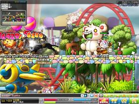【楓之谷】【衝等練功】【馬來西亞】夢幻樂園3