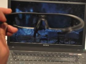 一套買足的 3D Sony VAIO 筆電明年報到