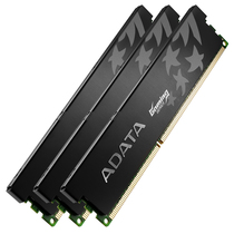 威剛推出GAMING系列DDR3-1333G低電壓記憶體模組