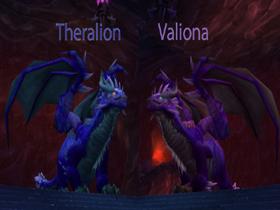 【魔獸世界】【暮光堡壘】【英雄模式】BOSS攻略:瓦莉歐娜與瑟拉里恩