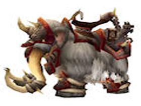 【魔獸世界】【座騎入手攻略】地面座騎:長毛象