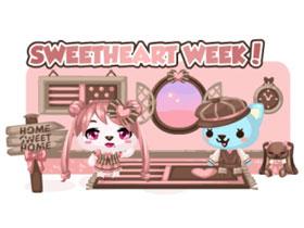 【Pet Society】5/20 甜心週新品整理