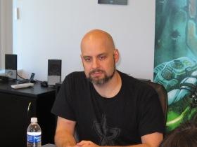 【魔獸世界】《蟲族之心》聯訪發表會Ⅱ:Dustin Brower