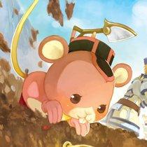 【萌谷帝國】【寵物生產系統】挖寶鼠