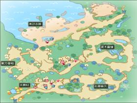【晴空物語】【怪物資料與掉寶】翡翠樹海