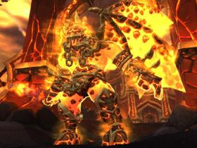 【魔獸世界】【4.2】【副本攻略】【火源之界】巴勒羅克,守門人