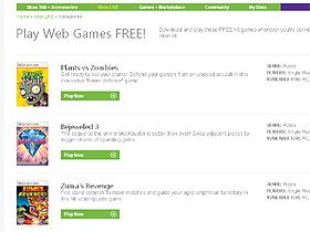 【有趣小遊戲】植物大戰殭屍與祖瑪的復仇,Xbox Live讓你免費試玩!