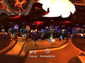 【魔獸世界】4.2火源之界:Dream Paragon首殺10H拉格納羅斯