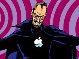 【爆八卦專欄】當9大科技明星成為漫畫英雄(或惡棍?)