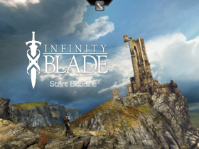 【Infinity Blade】《Infinity Blade》競技場