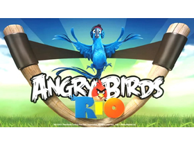 【Angry Bird】【Angry Birds RIO】鳳梨取得