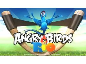 【Angry Bird】【Angry Birds RIO】西瓜取得