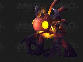 【魔獸世界】2011BlizzCon寵物:暗黑小魚人