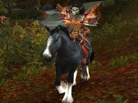 【魔獸世界】11'0901藍帖:吉爾尼斯坐騎出現!但是狼人還是應該要爬啦~