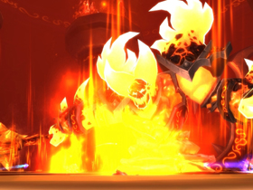 【魔獸世界】火王末日,英雄拉格納羅斯血量大減