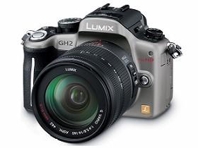 可外掛3D鏡頭的 Panasonic GH2 正式開賣