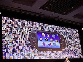 【掌機與手機遊戲】2011 TGS:PS Vita 12月17日本首發,重製遊戲過多遭轟