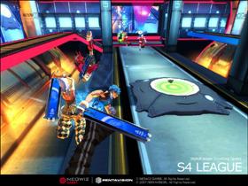 【S4 League】諮安科技宣布與NEOWIZ GAMES合作,代理動作遊戲《S4 League》