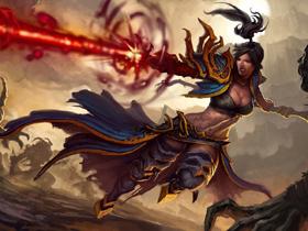 【暗黑破壞神III】【職業技能與符文】【秘術師技能】攻擊技能